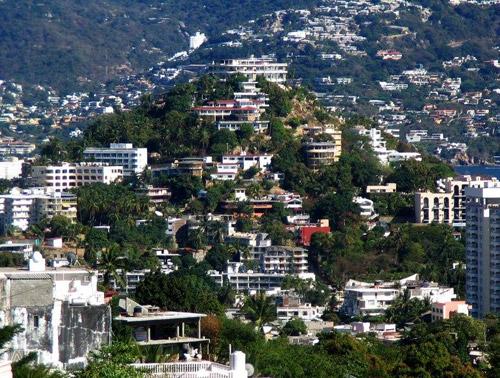 Мексика, Акапулько