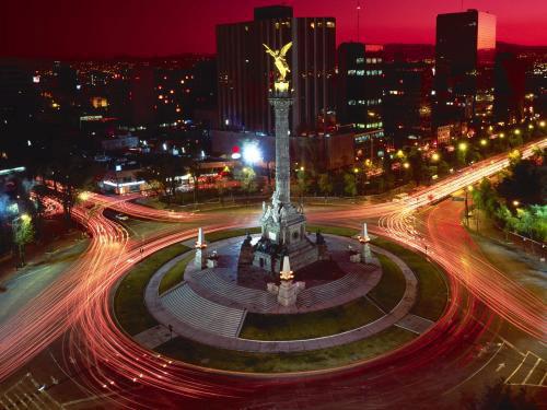 Мексика: час пик в Мехико