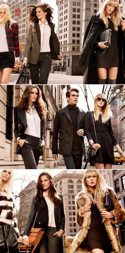тенденции моды 2011-2012
