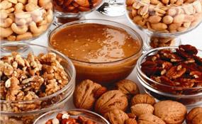 Орехи в косметологии