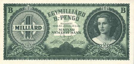 миллиард пенгё венгрия