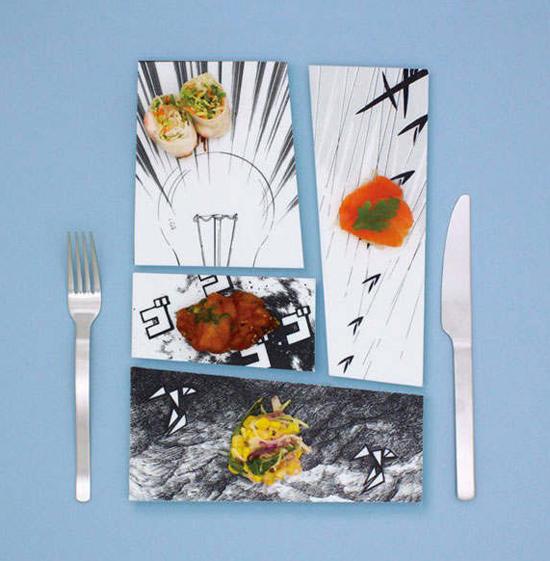 Креативная посуда