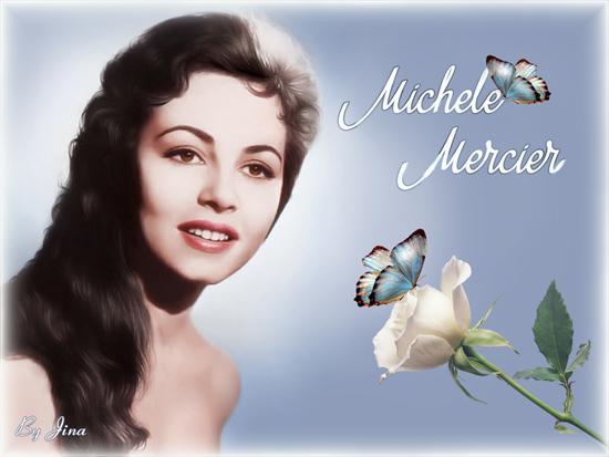 Мишель Мерсье