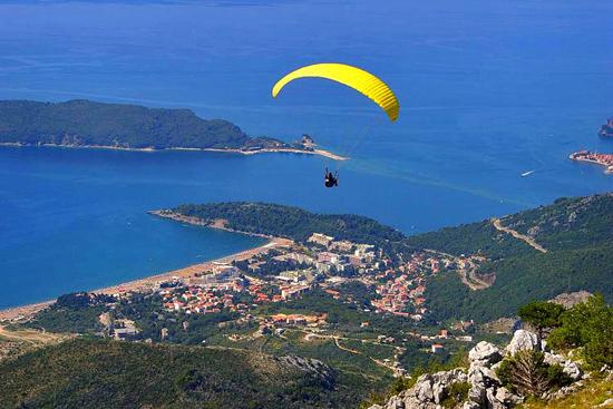 отдых черногория